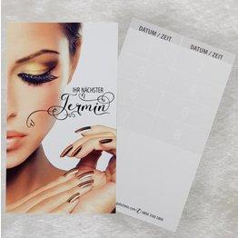 MPK Nails® Terminkarte - Neu