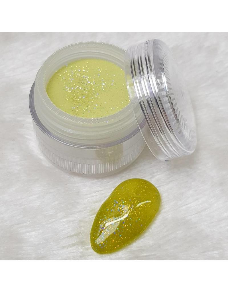 Farb-Acryl 41 - Green Glitter