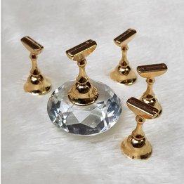 MPK Nails® Tiphalter Kristall - Neu