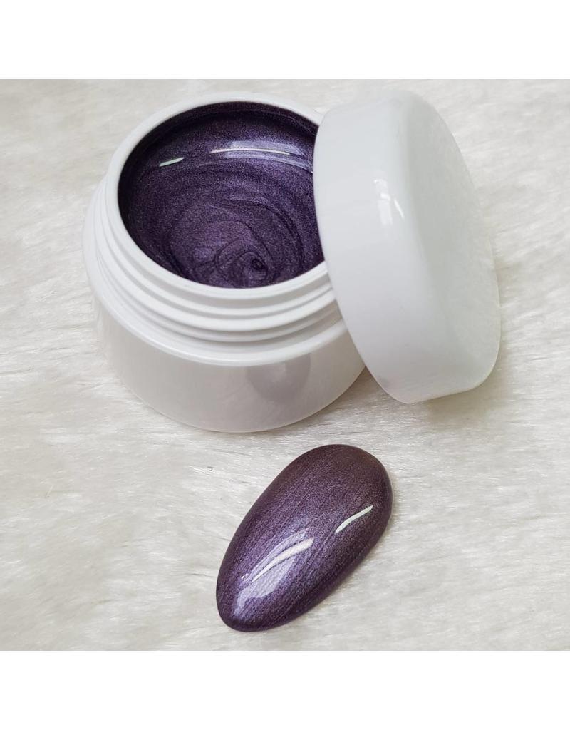 MPK Nails® High Quality Farbgel HQ-20 Metallic Grape