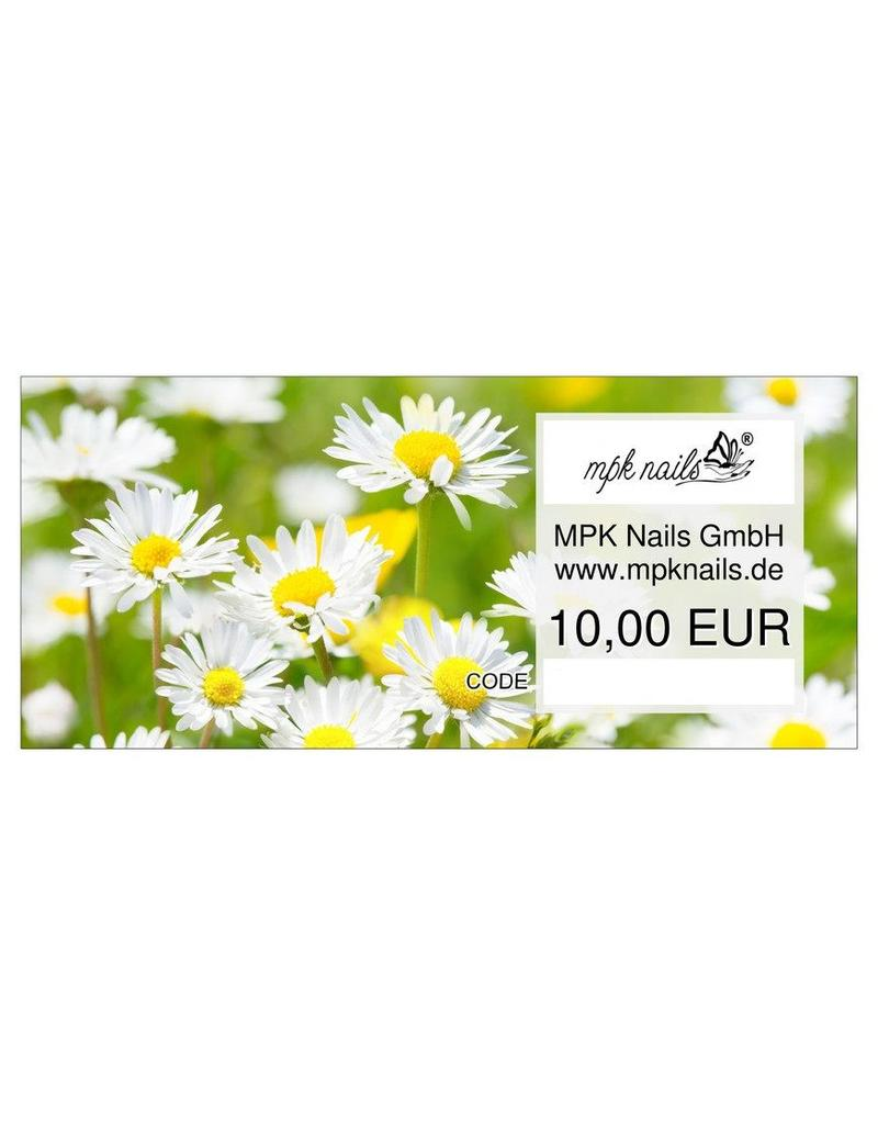 MPK Nails® Geschenkgutschein