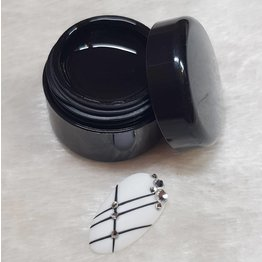MPK Nails® Precious Xtreme Spider Gel Black