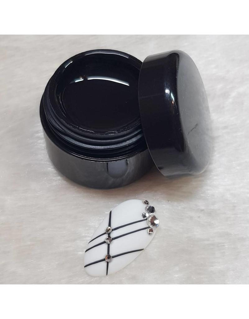 Precious Xtreme Spider Gel Black