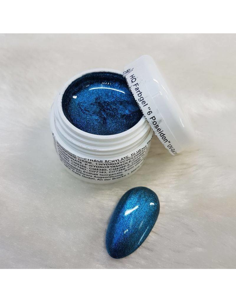 MPK Nails® High Quality Farbgel HQ-06 Poseidon