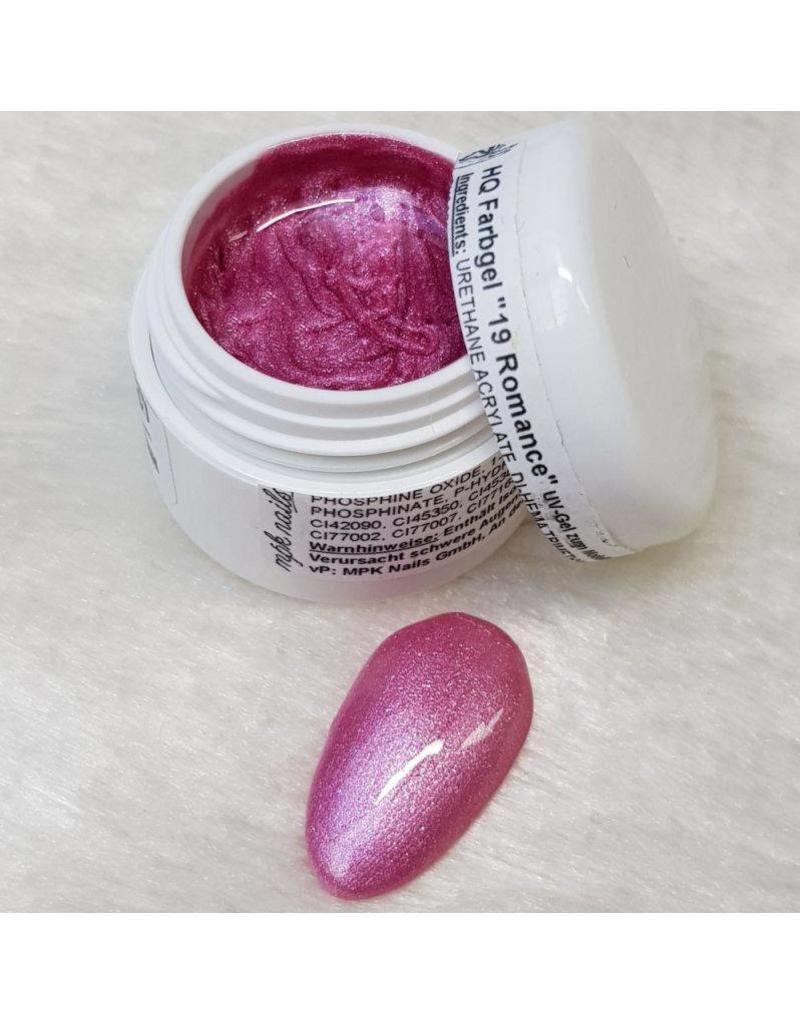 MPK Nails® High Quality Farbgel HQ-19 Romance