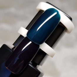 10ml Gel-Polish  03 - Black/Blue
