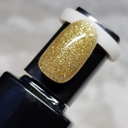MPK Nails® 10ml Gel-Polish 19 - Glitter Gold