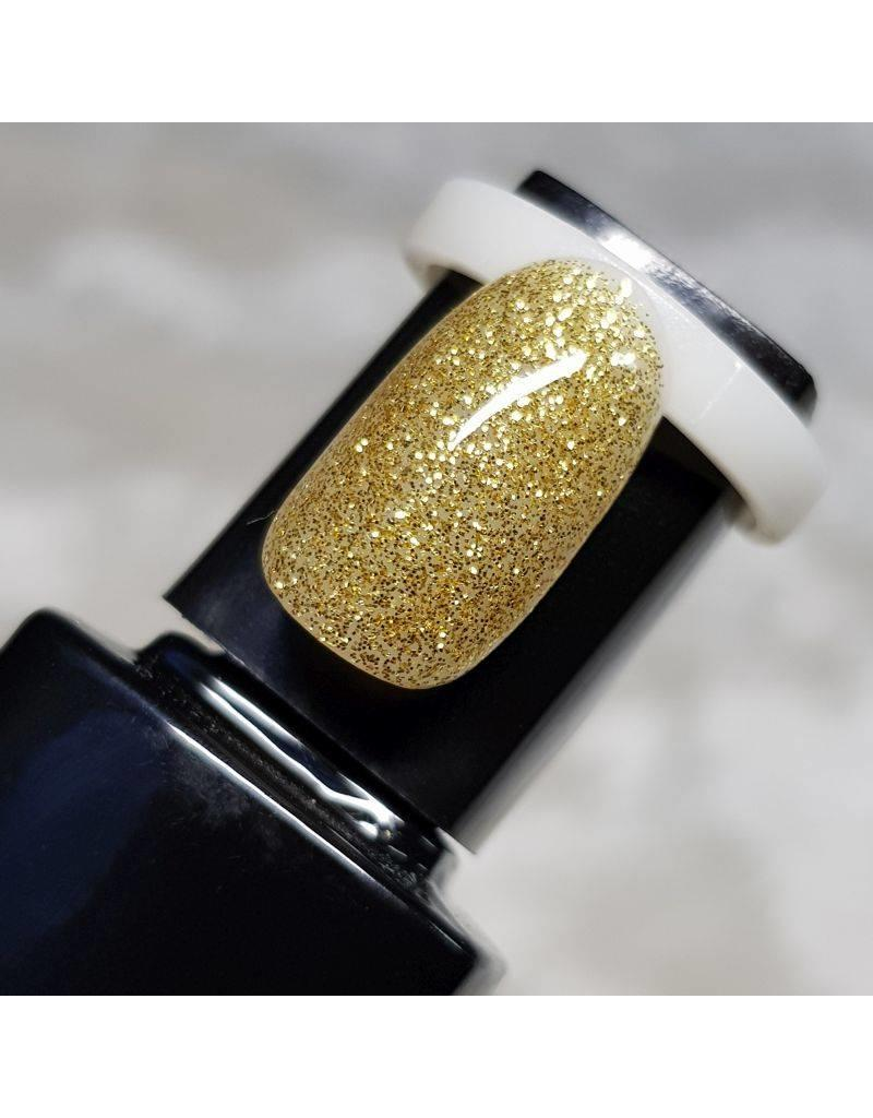 MPK Nails® 10ml Gel-Polish 19 - Glitter Gold