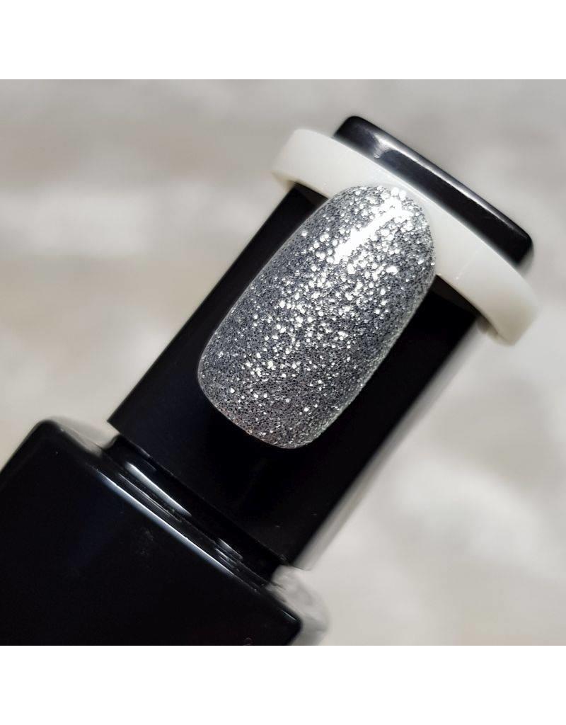 MPK Nails® 10ml Gel-Polish 21- Silber Glitter