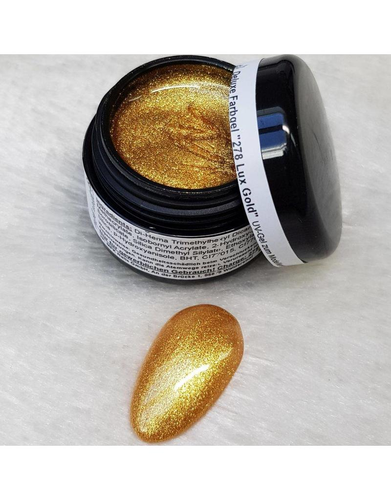 Deluxe Farbgel 278 Lux Gold