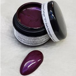 MPK Nails® Deluxe Farbgel 371 Dark Aubergine