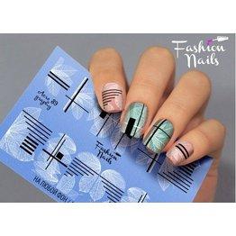 Fashion Nails Nail Wraps Aero