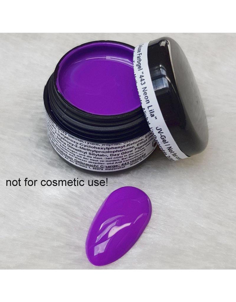 MPK Nails® Deluxe Farbgel 443 Neon Lila