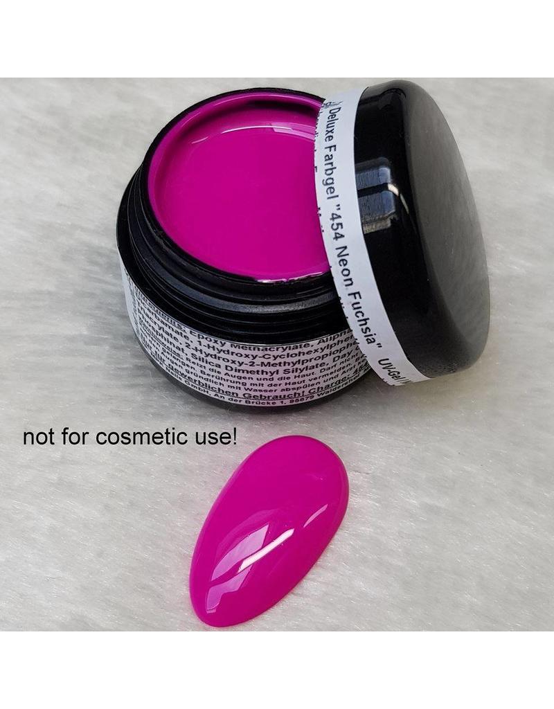 MPK Nails® Deluxe Farbgel 454 Neon Fuchsia