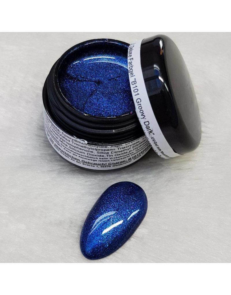 Deluxe Farbgel B101 Groovy Dark