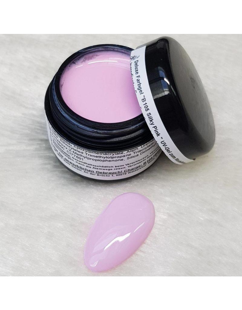 Deluxe Farbgel B105 Silky Pink