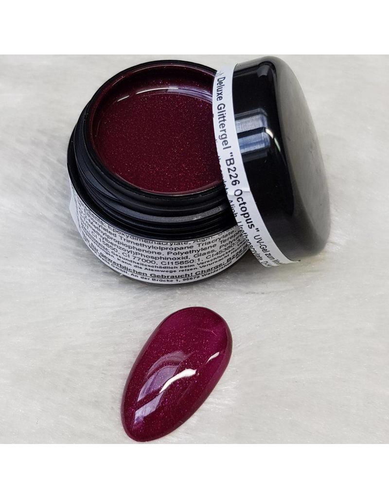 MPK Nails® Deluxe Farbgel B226 Octopus