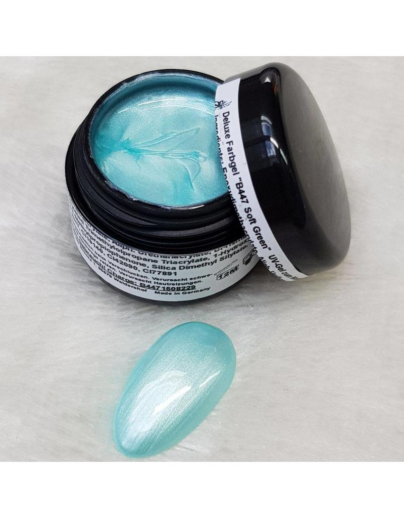 MPK Nails® Deluxe Farbgel B447 Soft Green