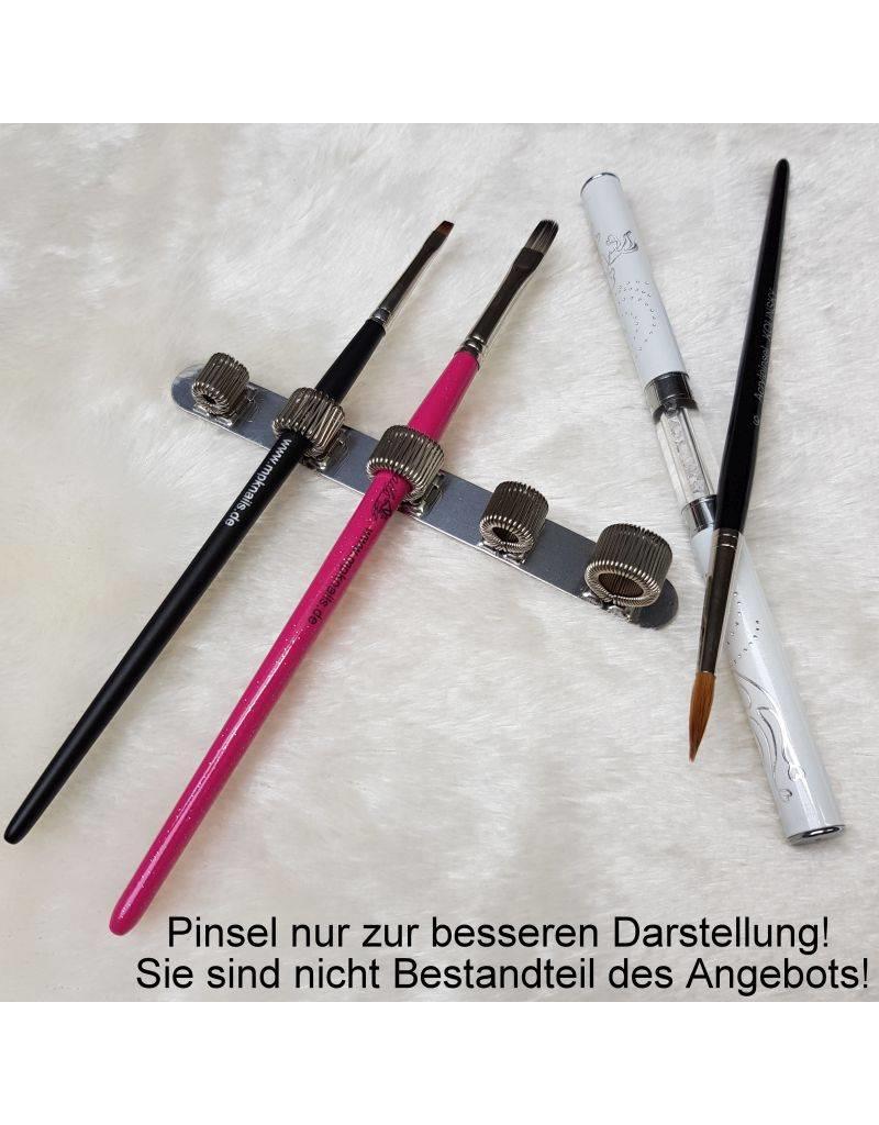 MPK Nails® A) Pinselhalter mit 5 unterschiedliche Schlaufen