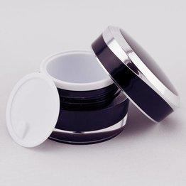 Designer Tiegel, schwarz 30ml