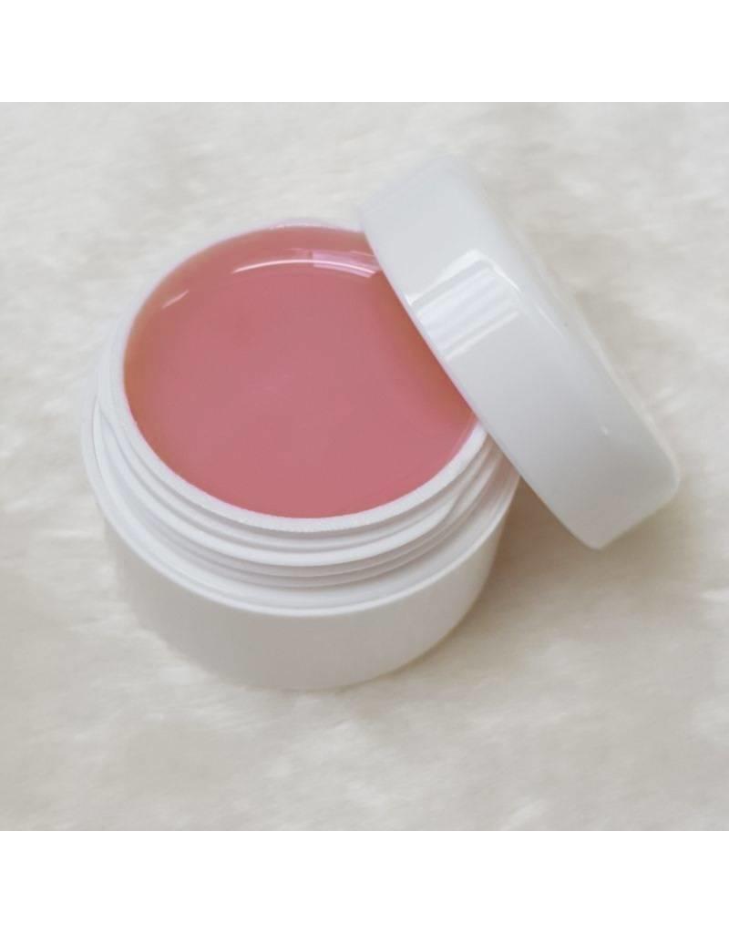 Aufbau-Gel pink milchig
