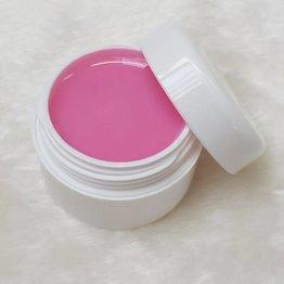 Aufbau-Gel pink/weiß milchig