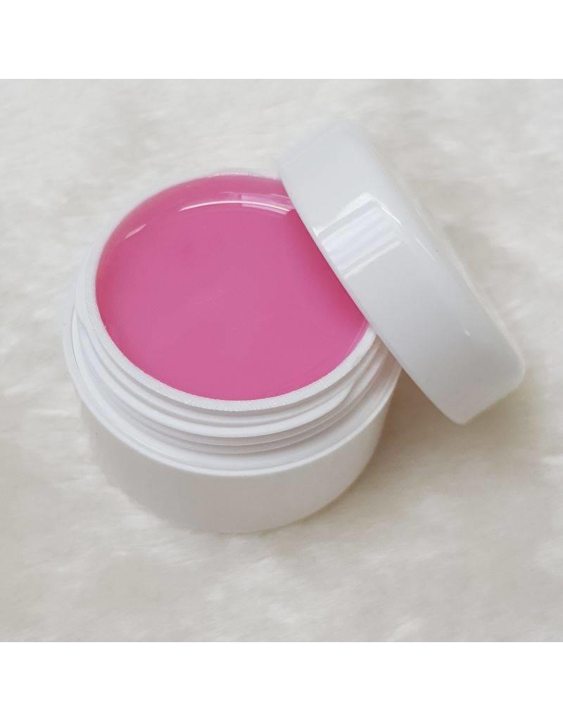 MPK Nails® Aufbau-Gel pink/weiß milchig