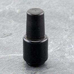 Leere Glasflasche 5ml schwarz