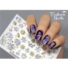 Fashion Nails Nail Wraps Galaxy
