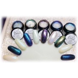 MPK Nails® 5x Effekt Top Coat im Set