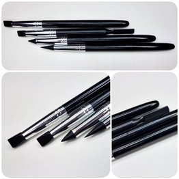 MPK Nails® Cosmetic Brush High-Tec XXL