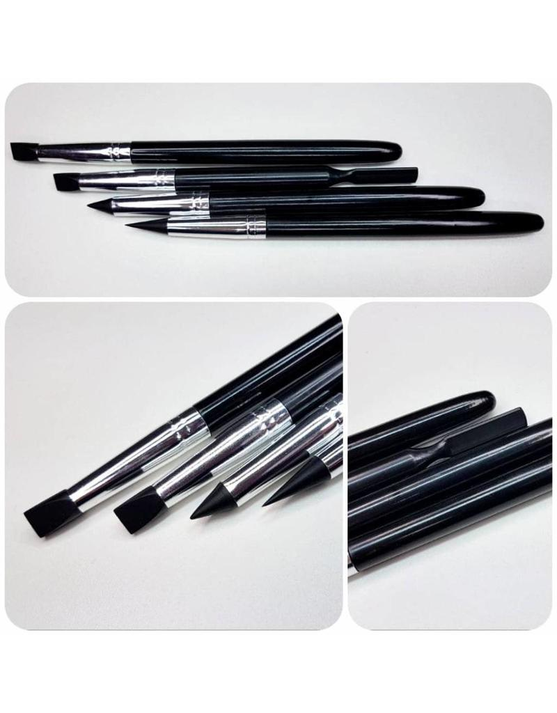 Cosmetic Brush High-Tec XXL
