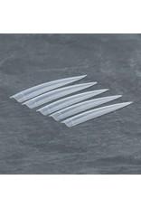 10x XL Stiletto Tips klar