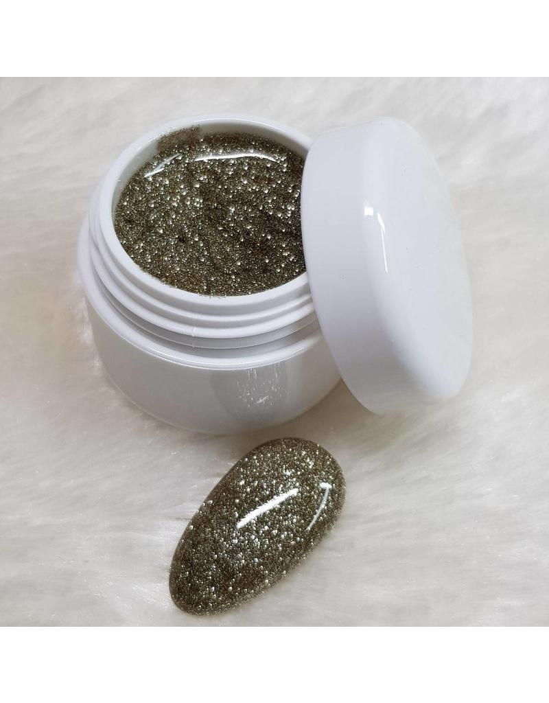 MPK Nails® Basic Glittergel 1 Sahara