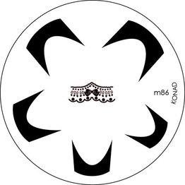 Konad® Konad Stamping Schablone m86