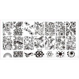 MPK Nails® Stampingplatte #15