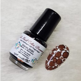Ink Nail Color Brownie