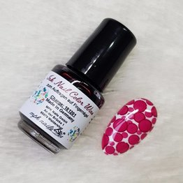 MPK Nails® Ink Nail Color Wine