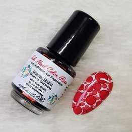 Ink Nail Color Rose