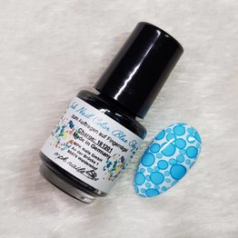 MPK Nails® Ink Nail Color Blue Sky