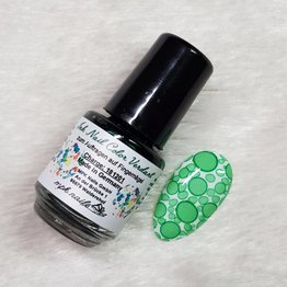 Ink Nail Color Verdant