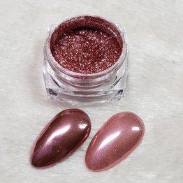 MPK Nails® Chrome Pigment Pink Kiss