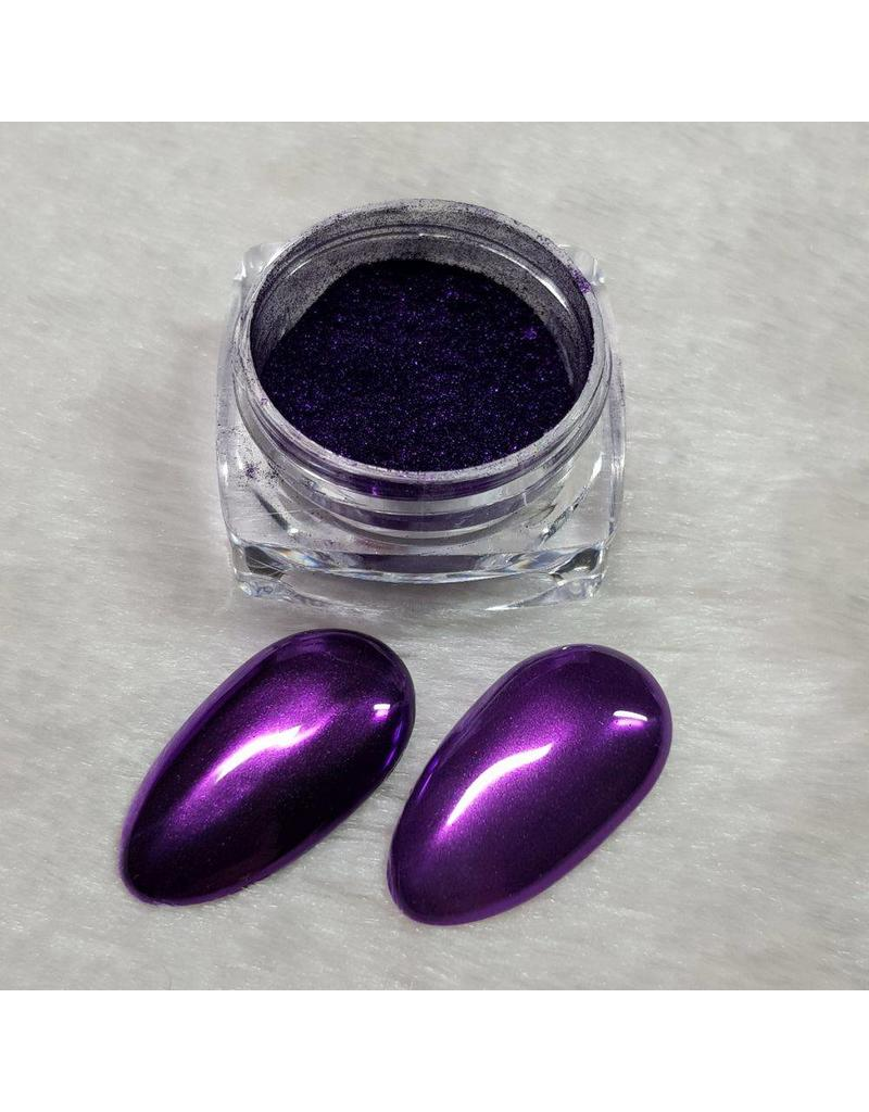 Chrome Pigment Purple Flower