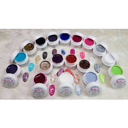Precious by MPK Nails® 17x Precious Aquarell im Set