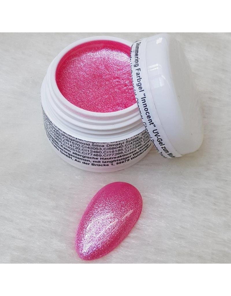 Shimmering Farbgel Innocent