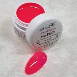 MPK Nails® Farbgel Neon Pink - Limited Edition