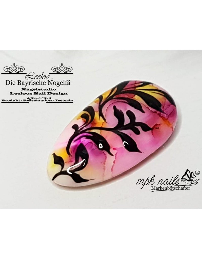MPK Nails® Ink Nail Color In Love
