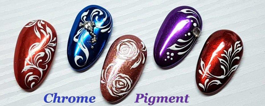 Mit Nailart gestalten Sie Ihre Fingernägel zu wahren Kunstwerken