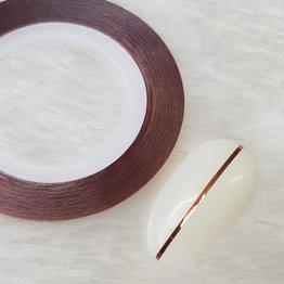 MPK Nails® Nailart Zierstreifen Kupfer