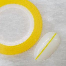 MPK Nails® Nailart Zierstreifen Neon Gelb